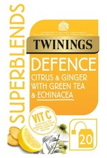 Twinings Twinings Defence Citrus & Ginger With Green Tea 20