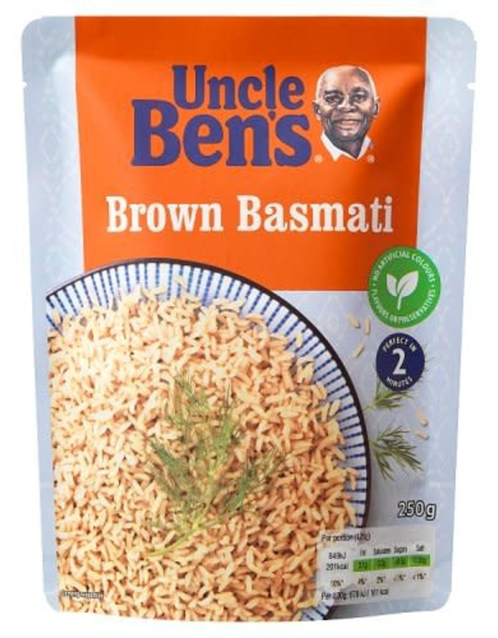 Uncle Bens Copy of Uncle Bens Basmati 250 g
