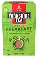 Yorkshire Yorkshire Tea Strong Breakfast Tea 40's