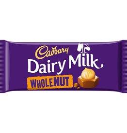Cadbury Dairy Milk Wholenut 120 g