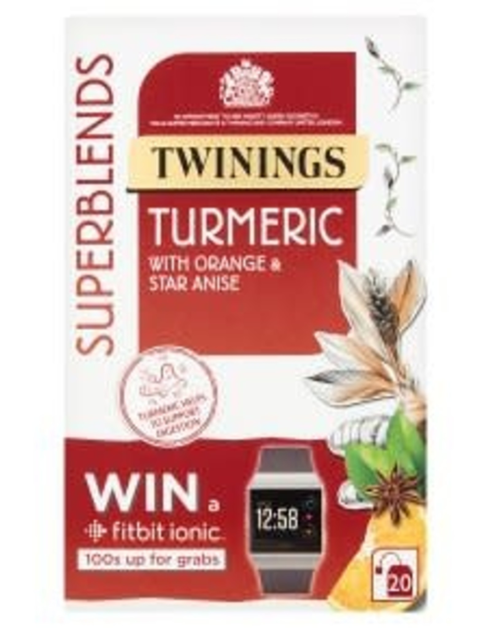 Twinings Twinings Matcha Green Tea Cranberry & Blood Orange 20's