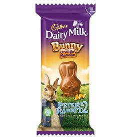 Cadbury Cadbury Dairy Milk Bunny Orange Mousse