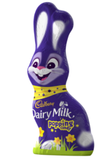Cadbury Cadbury Dairy Milk Popping Candy Bunny 50 g