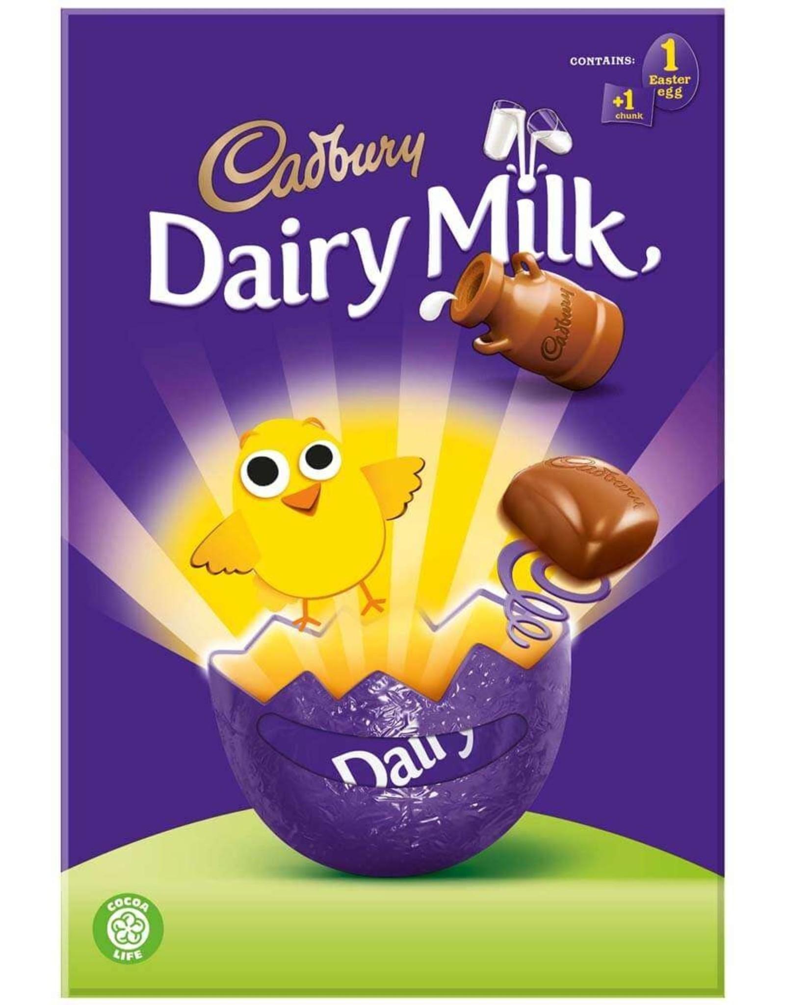 Cadbury Cadbury Dairy Milk Small Chunk Egg