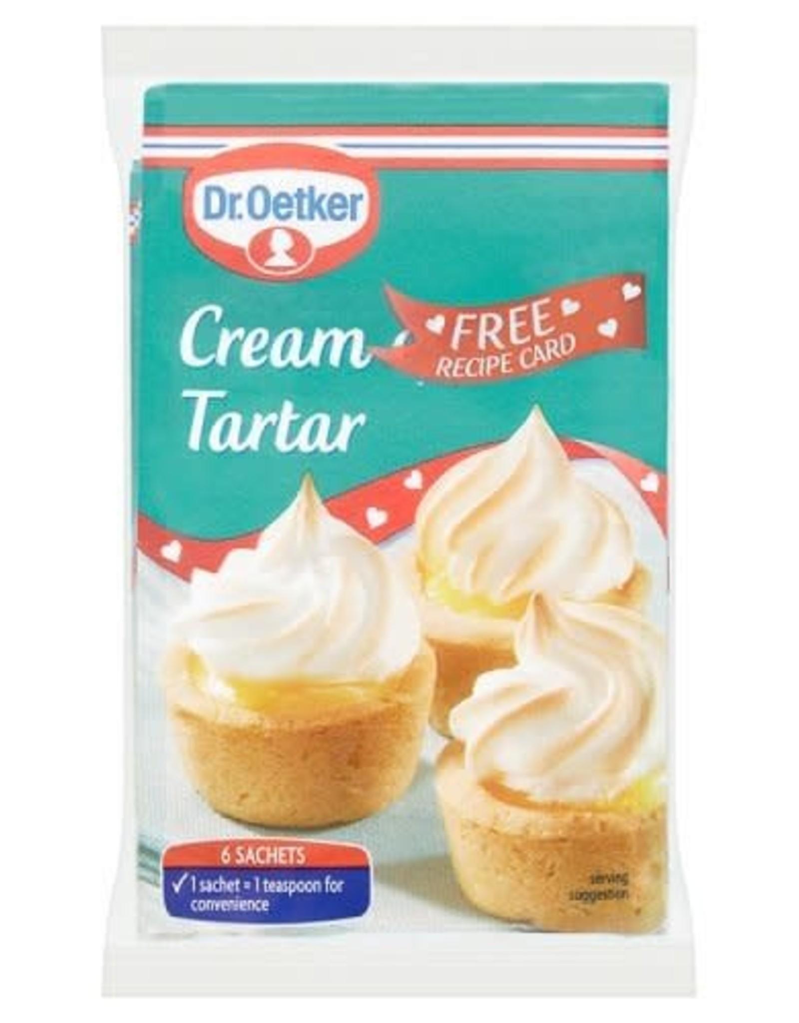 Dr Oetker Dr Oetker Cream of Tartar 6 x 5 g