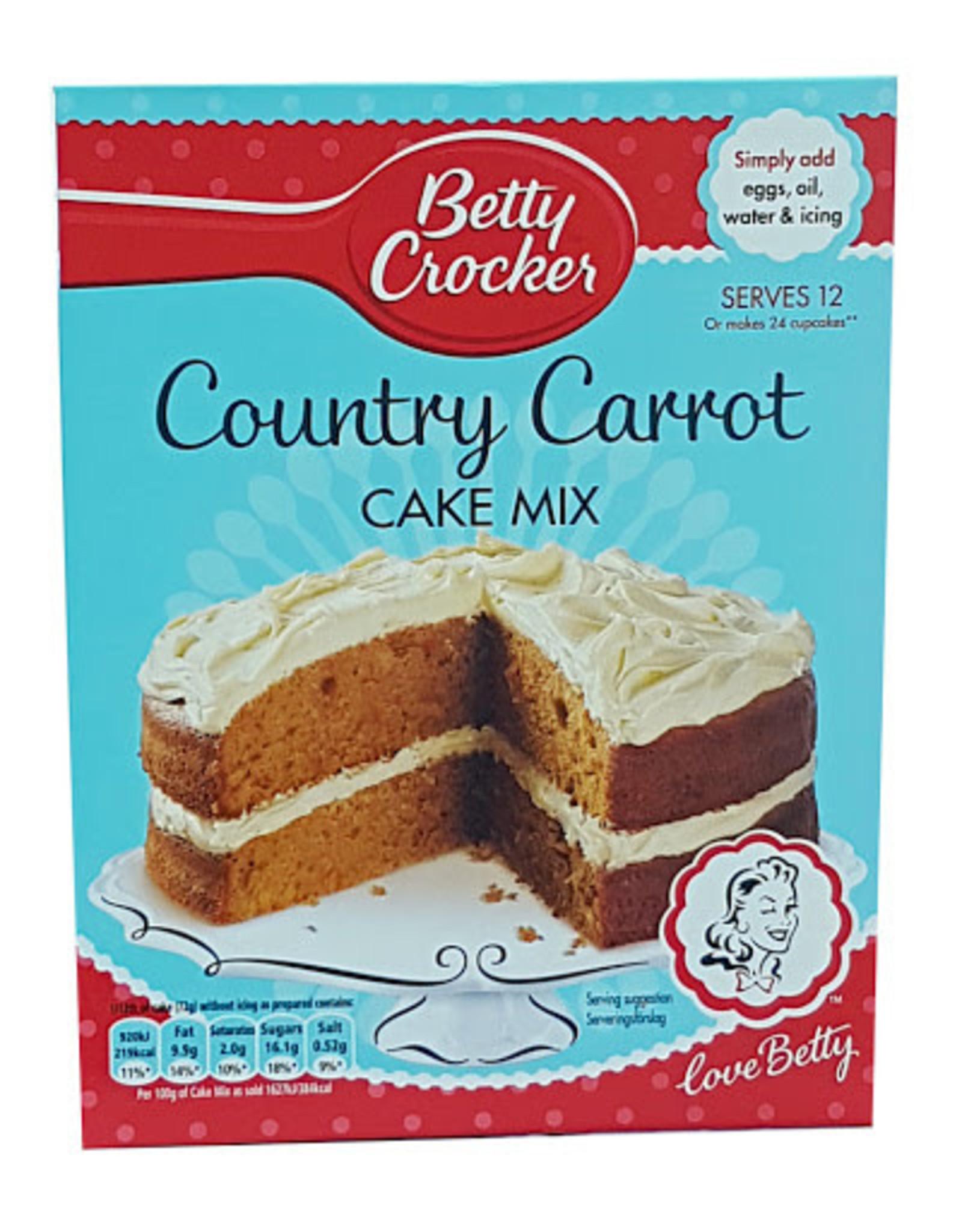 Betty Crocker Betty Crocker Country Carrot Cake Mix