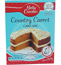 Betty Crocker Betty Crocker Country Carrot Cake Mix