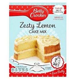 Betty Crocker Betty Crocker Zesty Lemon Cake Mix