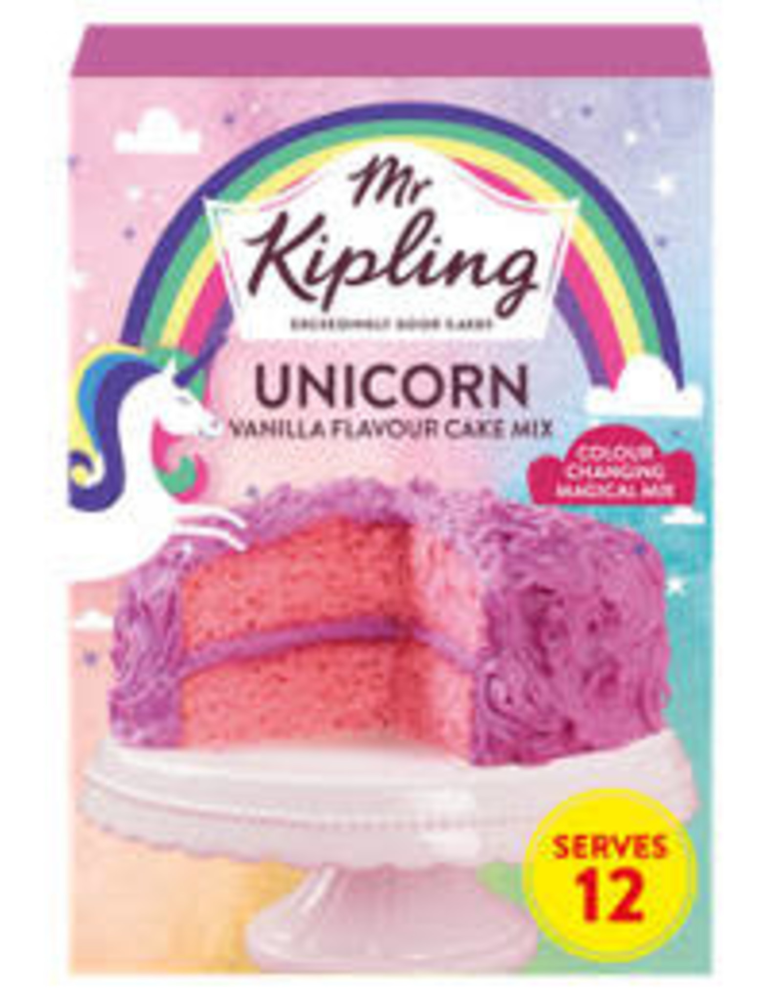 Mr Kipling Mr Kipling Unicorn Cake Mix