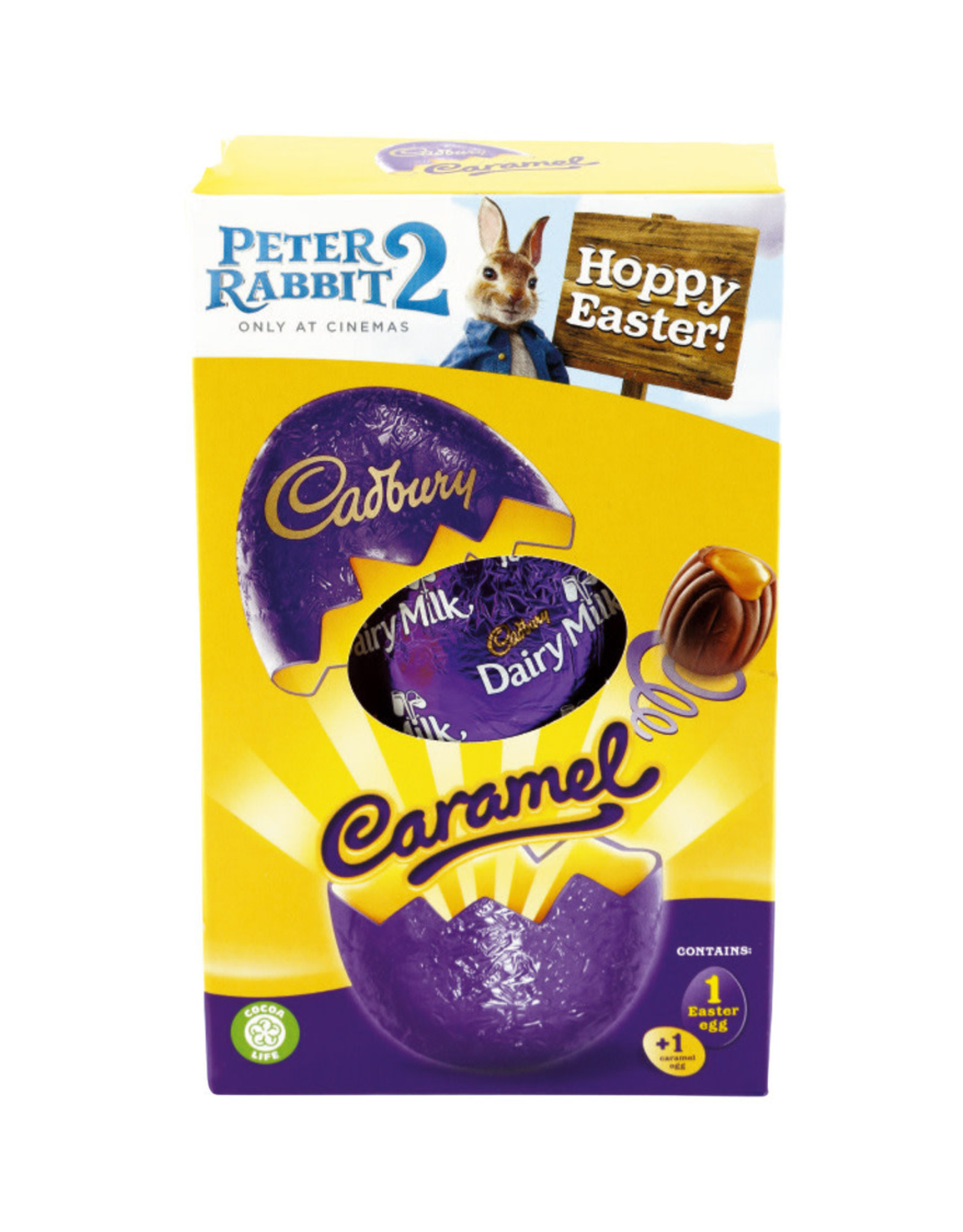 Cadbury Cabury Caramel Medium Easter Egg
