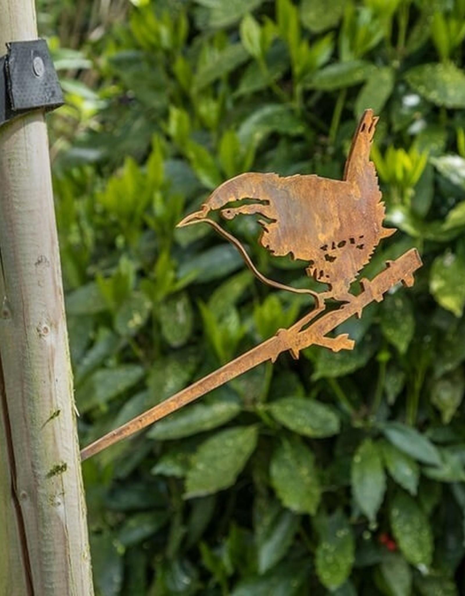 Metalbird Metalbird Winterkoning