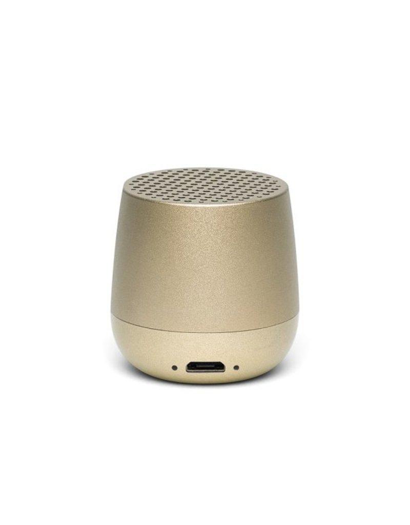 Lexon Speaker Bluetooth Mino Goud