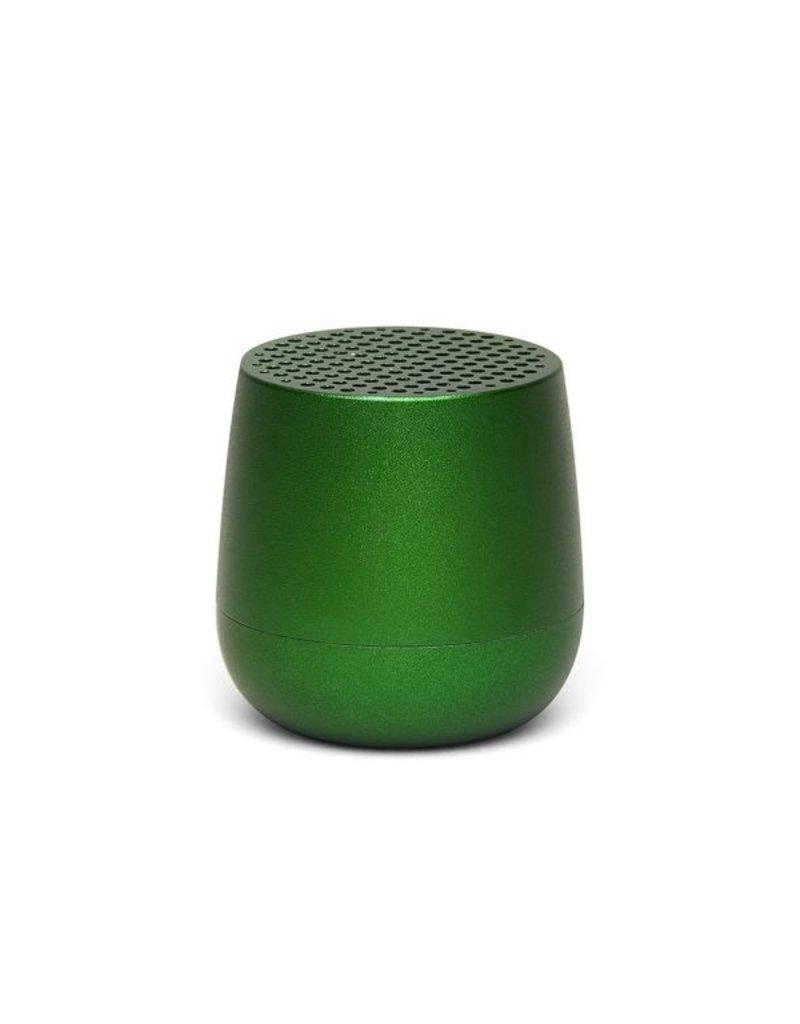 Lexon Speaker Bluetooth Mino Groen