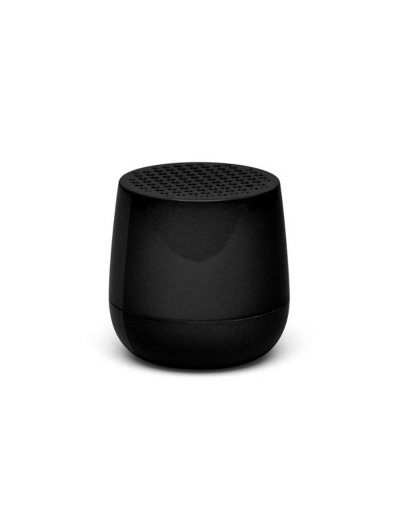 Lexon Speaker Bluetooth Mino Glossy Black