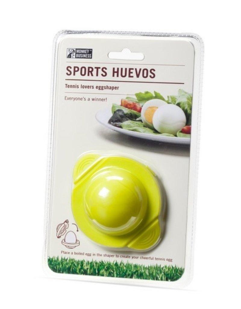 Monkey Business Sport Eieren Tennis