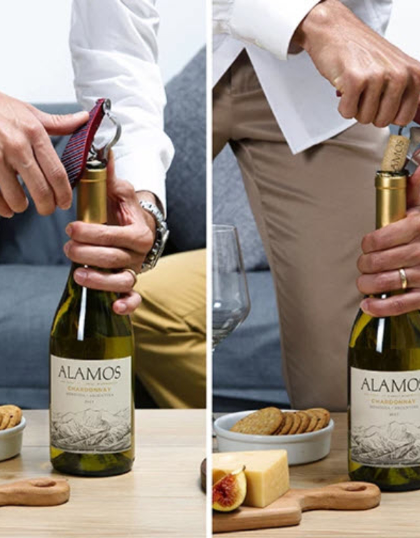 Peleg Design Kurkentrekker Bottle Tie
