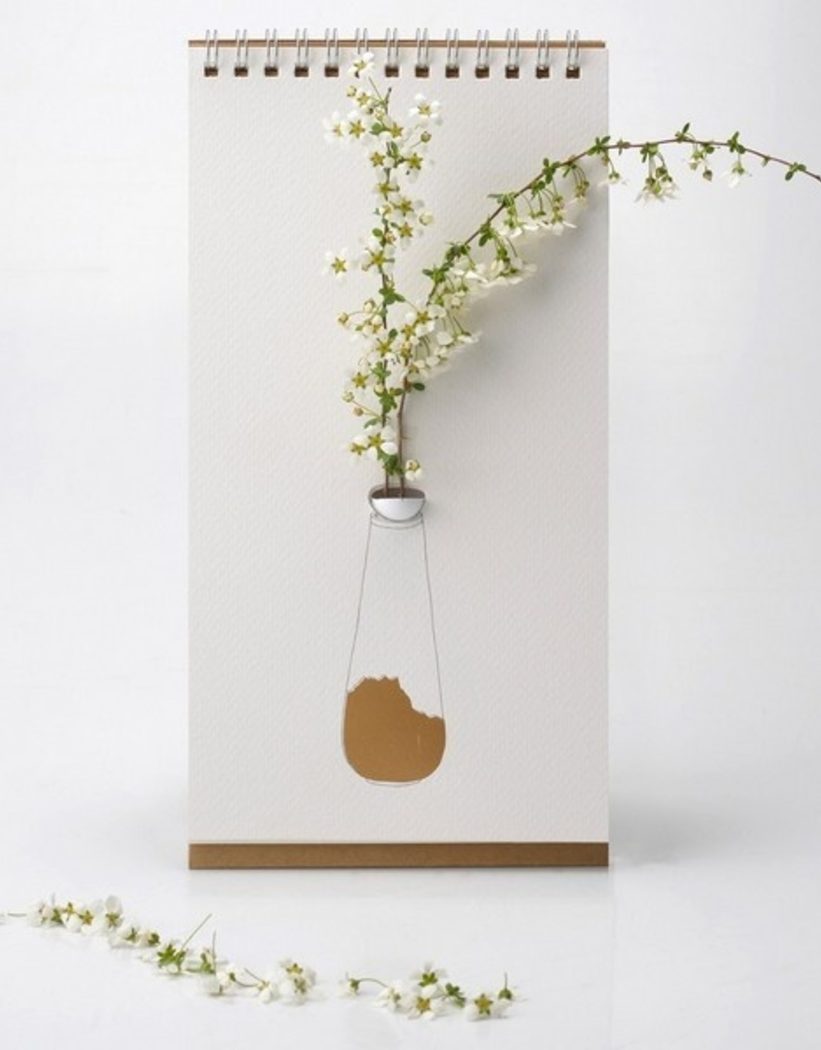 LUF Design Flip Vaas Gold