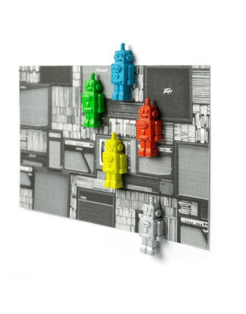 Trendform Magneten Robot 5 stuks