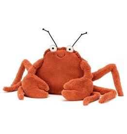 Jellycat Knuffel Crispin Crab