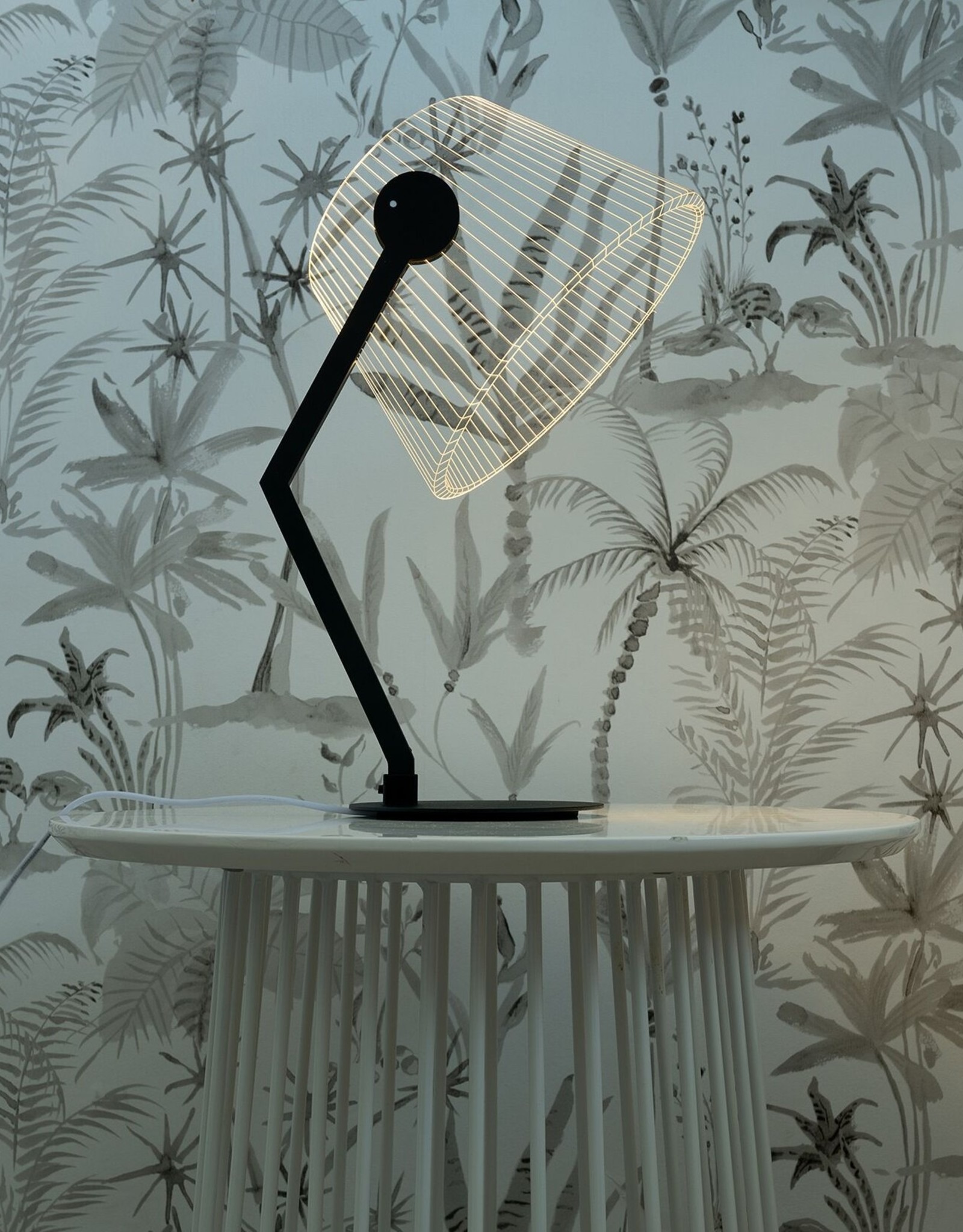Studio Cheha Tafellamp Ziggi Lamp Black
