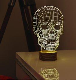 Studio Cheha Tafellamp Skull