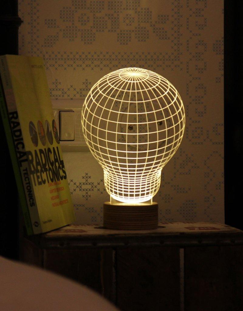 Studio Cheha Tafellamp Gloeilamp