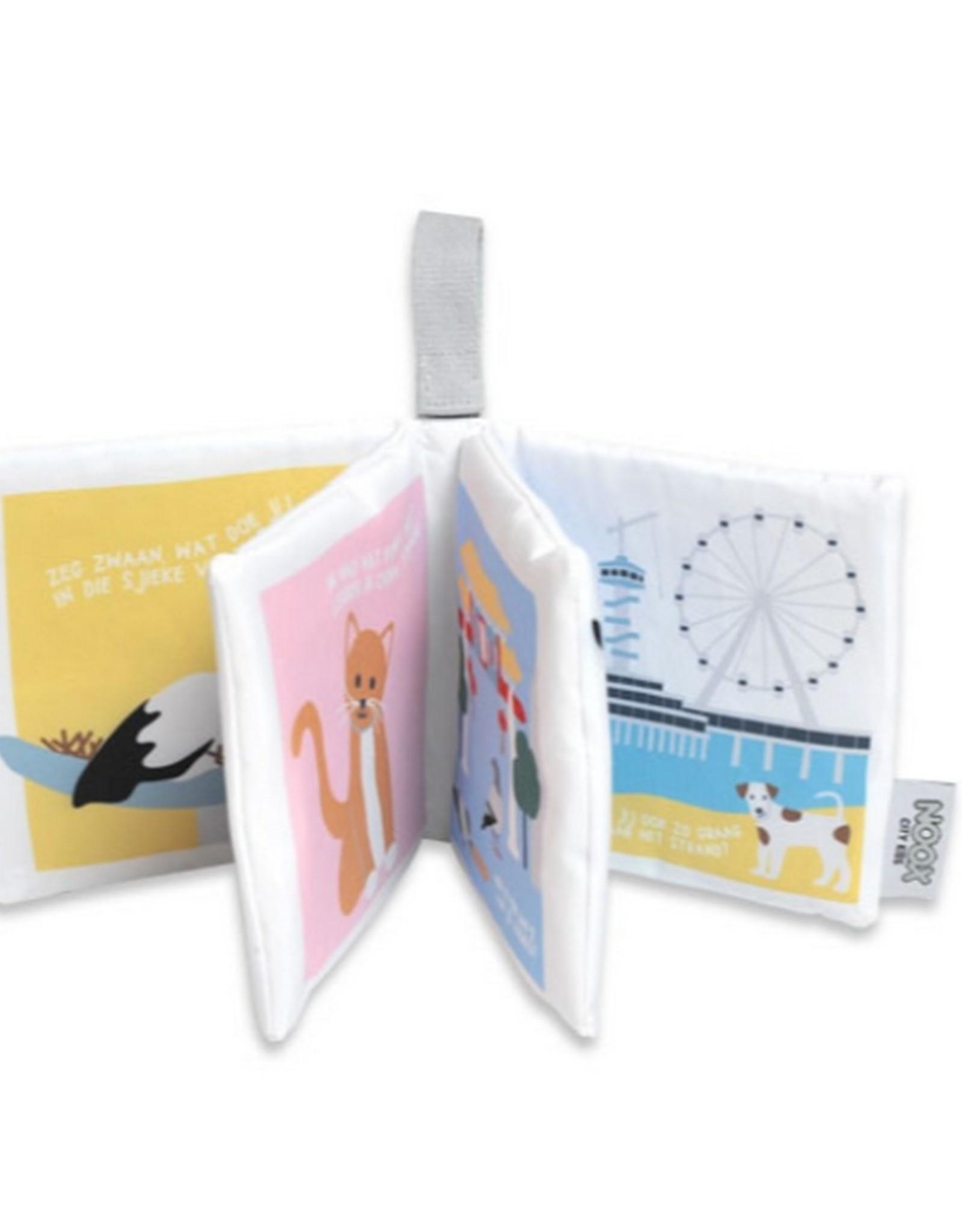 Noox City Kids Babyboekje Welkom in Den Haag
