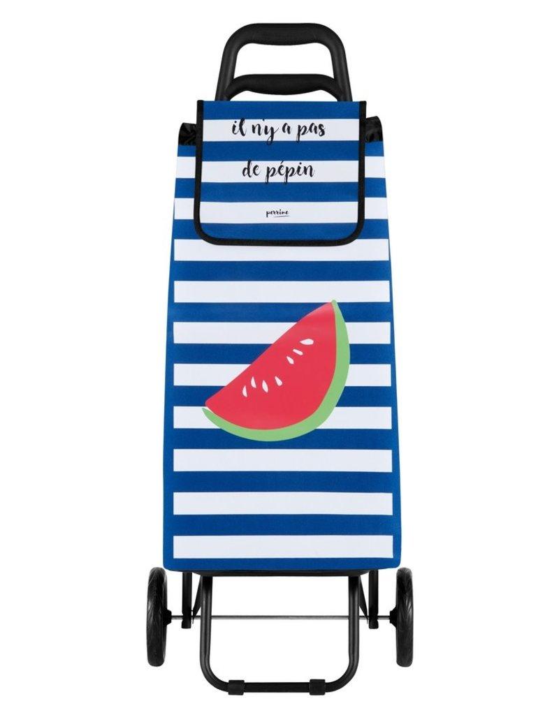 Derriere la Porte Boodschappenwagen Watermeloen 6 Wielen