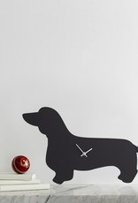 The Labrador Company Klok Teckel Zwart