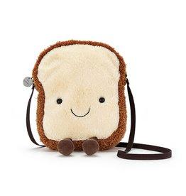 Jellycat Tasje Amuseable Toast Bag