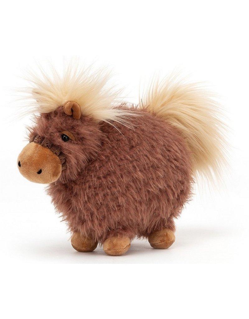 Jellycat Knuffel Rolbie Pony
