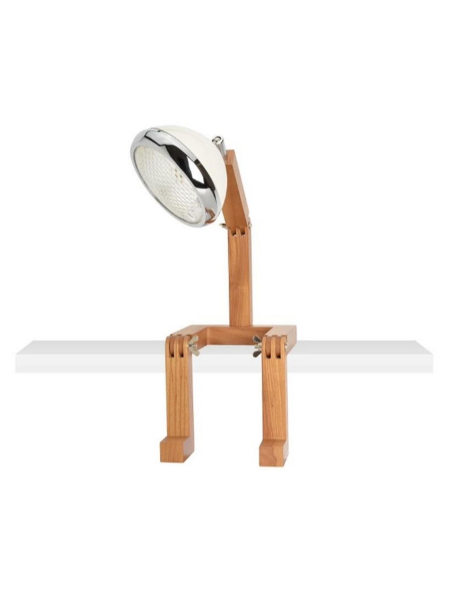 La Chaise Longue Lamp Mister Woody Ivoor