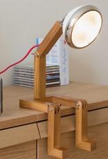 Le Studio Lamp Mister Woody Ivoor