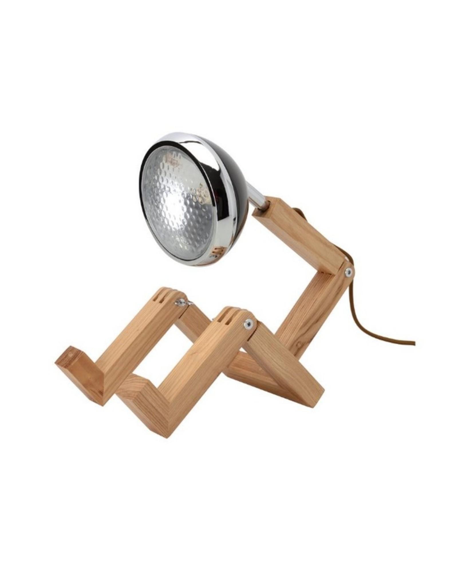 La Chaise Longue Lamp Mister Woody Zwart