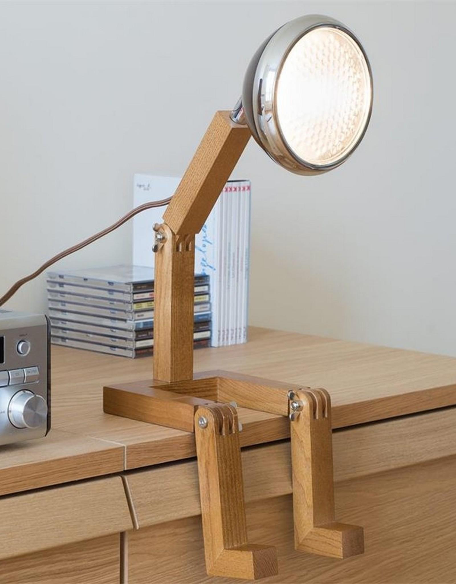 Le Studio Lamp Mister Woody Zwart
