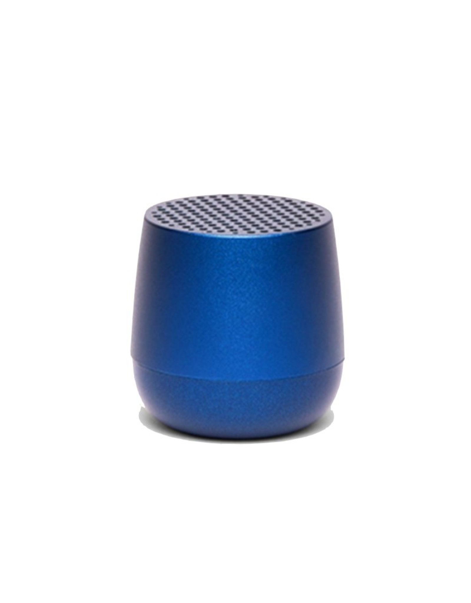 Lexon Speaker Bluetooth Mino  + Metal Blauw