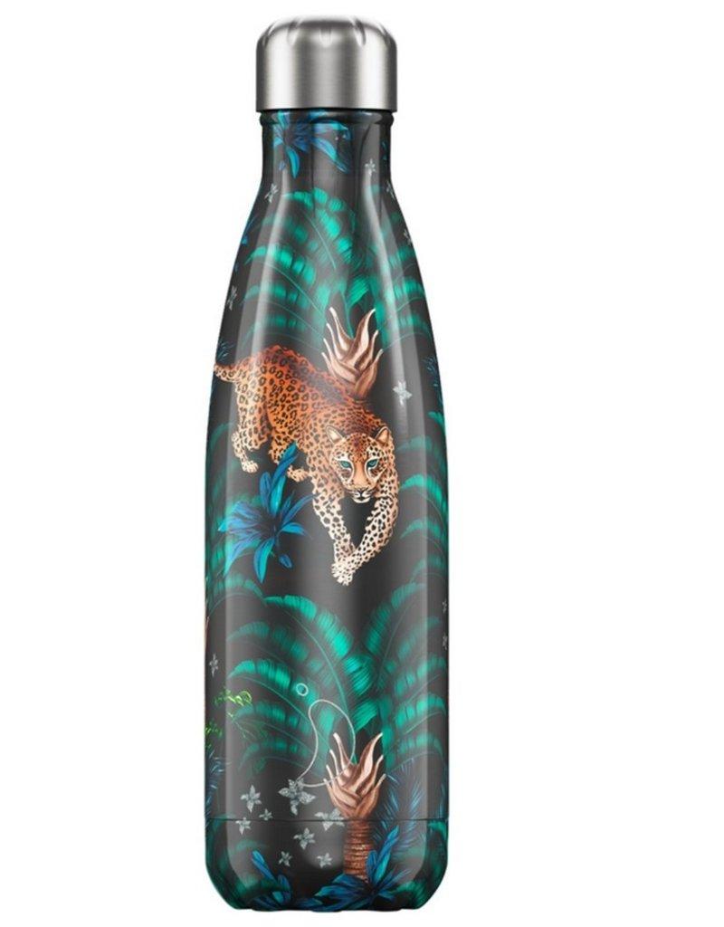Chillys Bottles Chilly´s Bottle Leopard 500ml