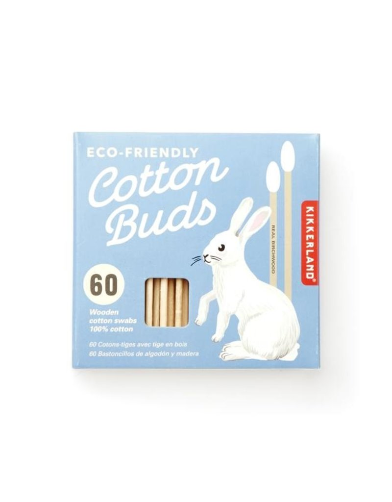 Kikkerland Cotton Buds