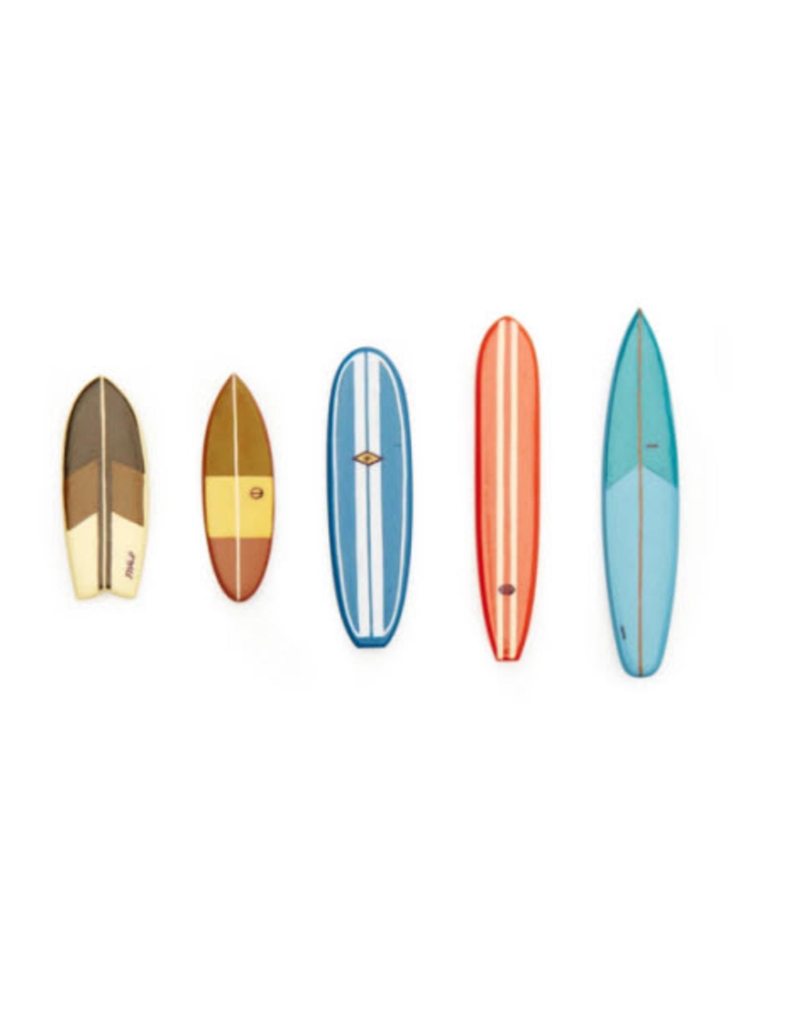 Kikkerland Magneten Surfs up!