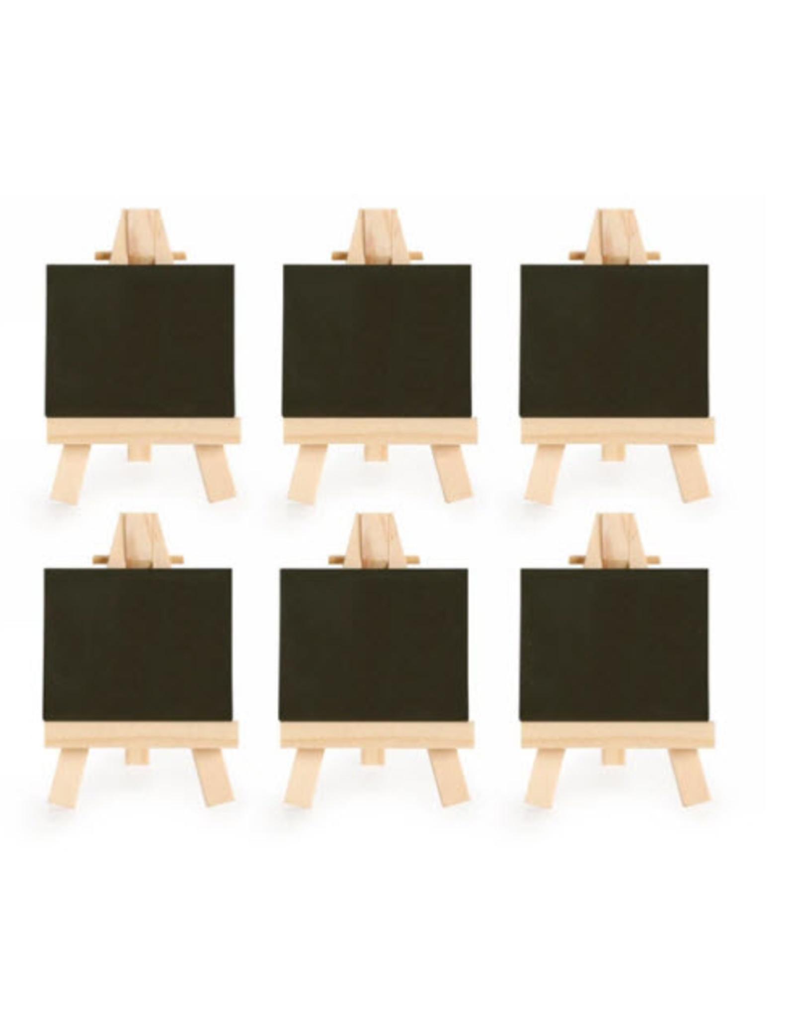 Kikkerland Tafelkaartjes Mini Easel Place Cards