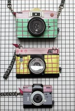 House of Disaster Make-up tasje Pix Camera