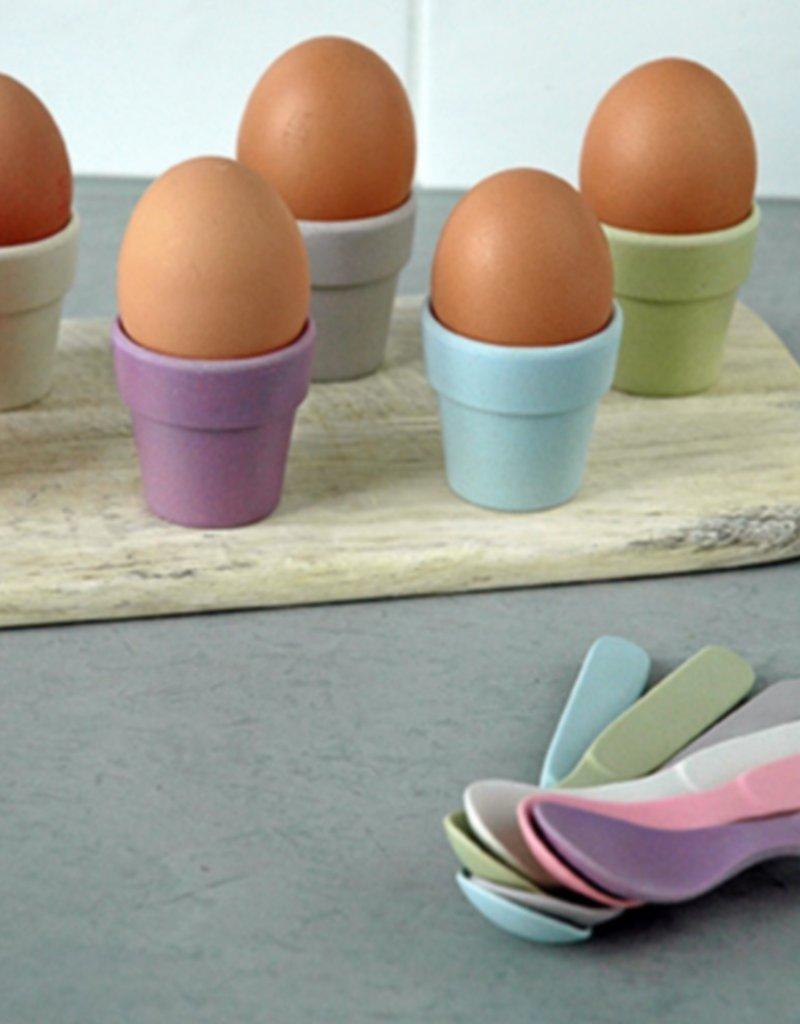 Zuperzozial Eierdopjes Little Egg Heads Roze