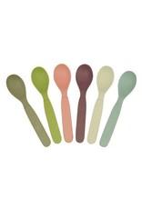 Zuperzozial Lepeltjes Spoonful of Colour Roze 6 stuks