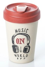 Chic Mic BambooCup Music On