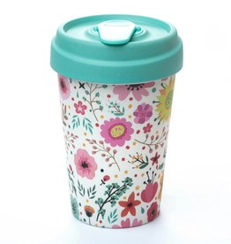 Chic Mic BambooCup  Prairie Flowers