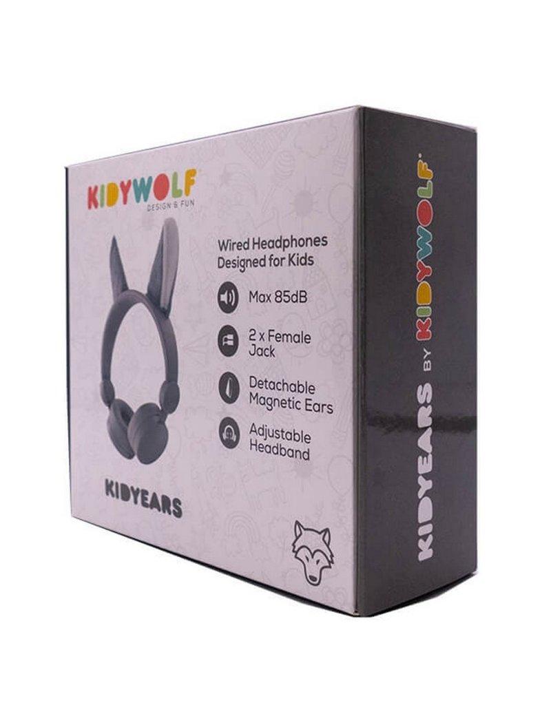 Kidywolf Koptelefoon Wolf