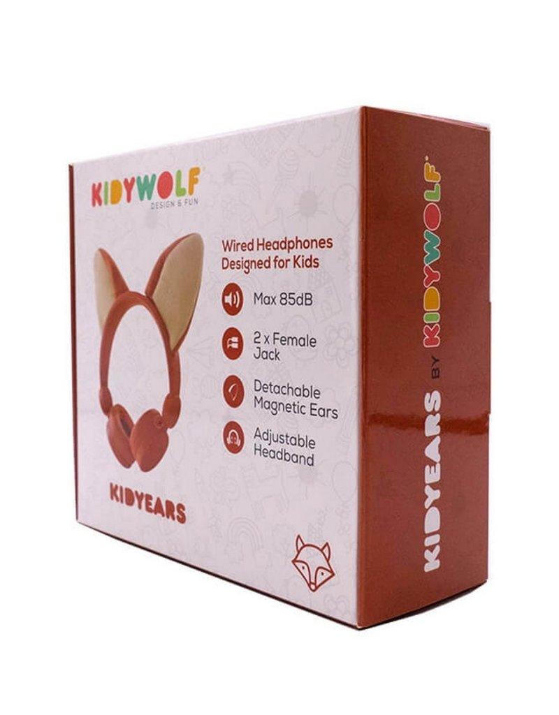 Kidywolf Koptelefoon Vos