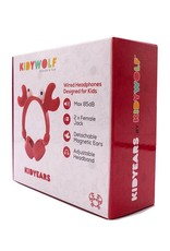 Kidywolf Koptelefoon Krab