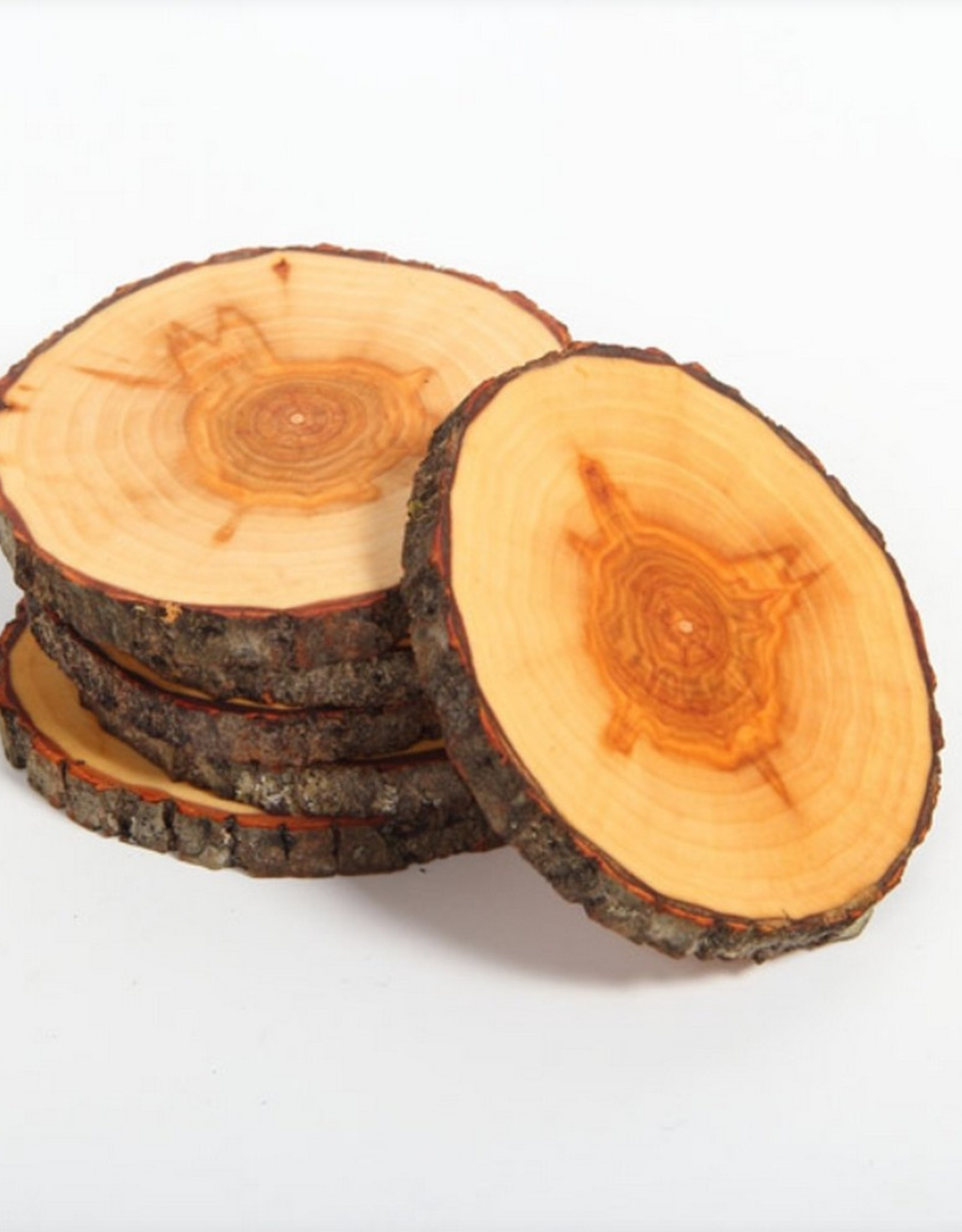 Rio Lindo Onderzetters Tree4Tea Appel 4 stuks