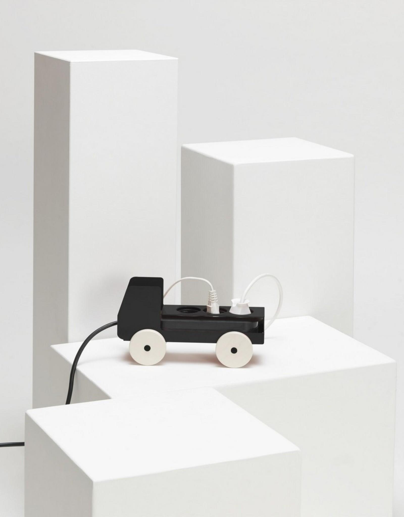 Details Produkte PlugTruck Zwart Klein